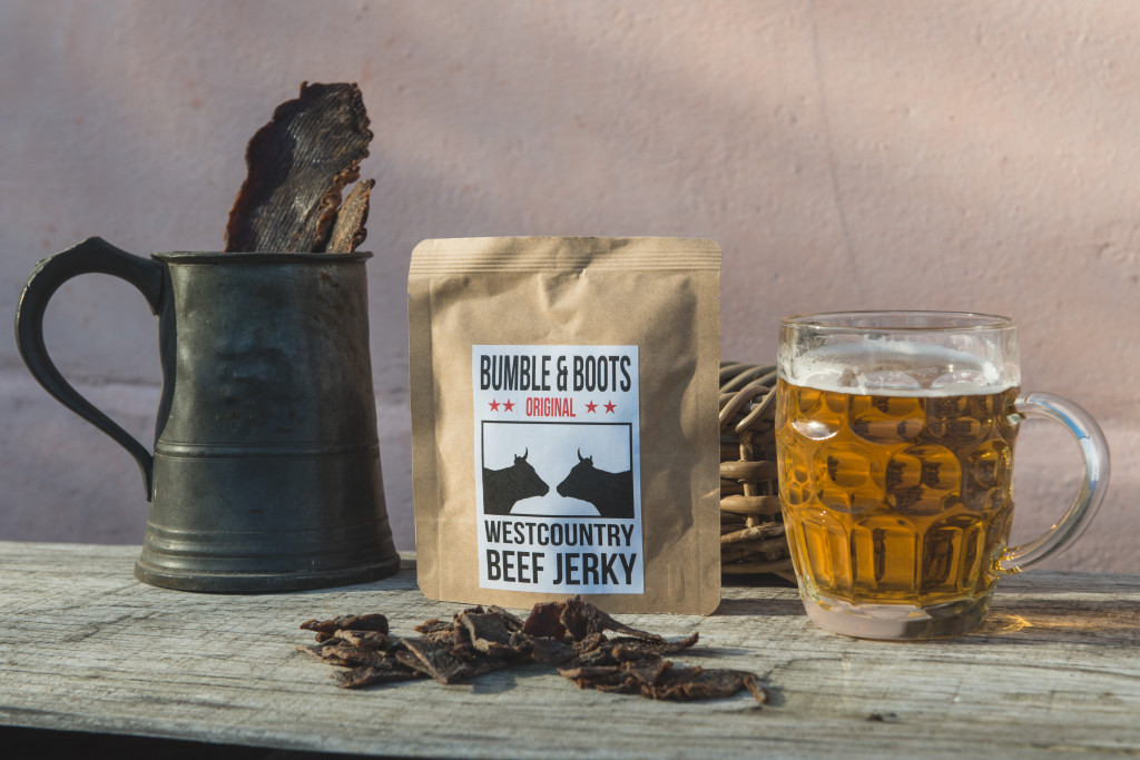 Dave Watts Beef Jerky Photo